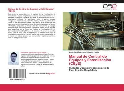 Manual de Central de Equipos y Esterilización (CEyE)