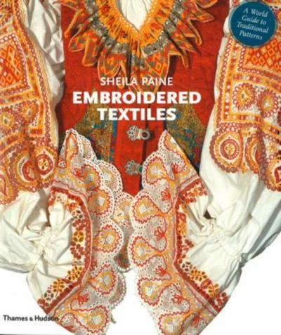 Embroidered Textiles