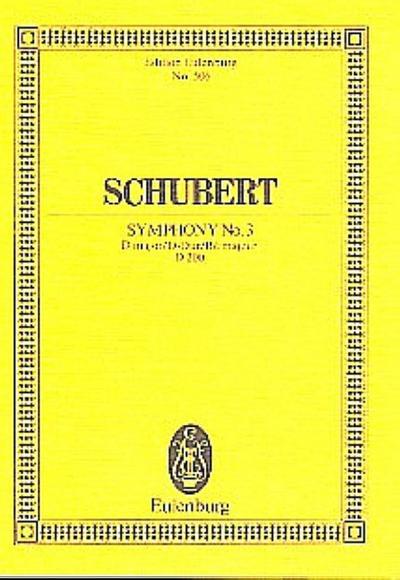 Sinfonie Nr. 3 D-Dur