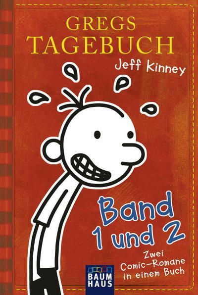 Gregs Tagebuch - Band 1 und 2