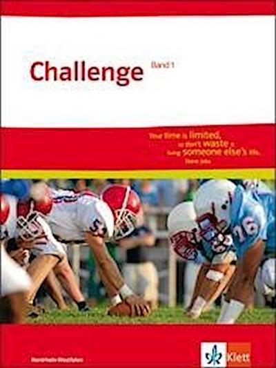 Challenge Nordrhein-Westfalen. Englisch für berufliche Gymnasien. Schülerbuch Klasse 11
