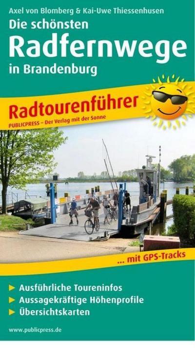 Die schönsten Radfernwege in Brandenburg