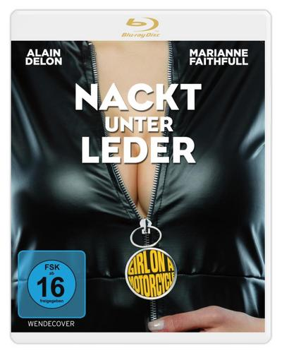 Nackt unter Leder (The Girl on a Motorcycle) (Blu-ray)