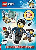 LEGO City - Stickerabenteuer
