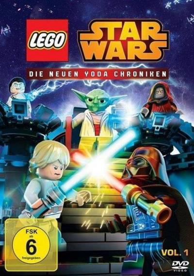 Lego - Star Wars - Die neuen Yoda Chroniken