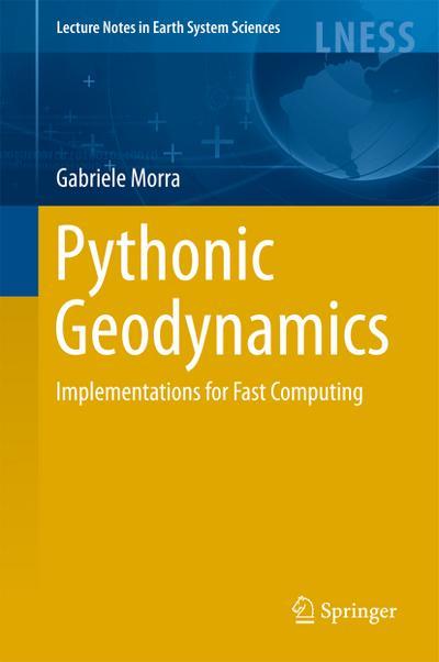 Pythonic Geodynamics