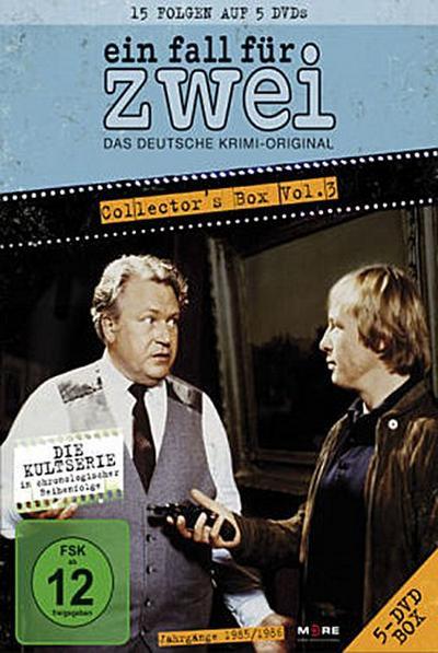 Ein Fall für Zwei - Collector's Box 3 / Folgen 26-42 Collector's Box