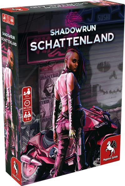 Schattenland (Shadowrun)