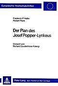 Der Plan des Josef Popper-Lynkeus