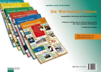 Lernplakate Die Wortschatz-Plakate