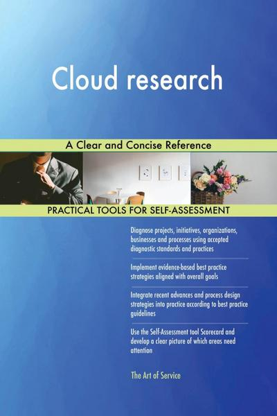 Cloud research A Clear and Concise Reference