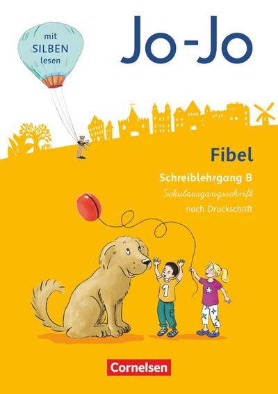Jo-Jo Fibel - Allgemeine Ausgabe 2016