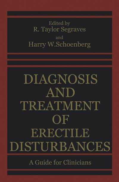 Diagnosis and Treatment of Erectile Disturbances