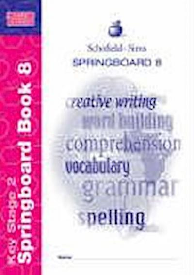 Springboard Book 8