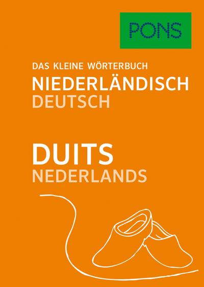 PONS Das kleine Wörterbuch Niederländisch