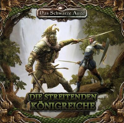 Das Schwarze Auge, Sphärenklang - Die Streitenden Königreiche, Audio-CD