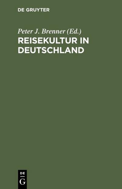 Reisekultur in Deutschland