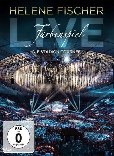 Farbenspiel Live - Die Stadion-Tournee (Deluxe Edition)
