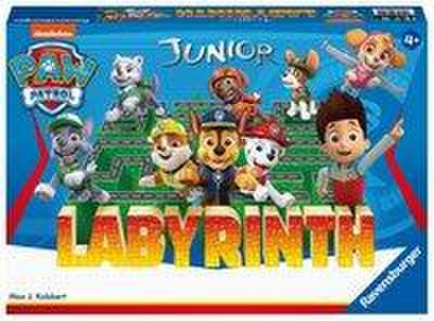 Paw Patrol Junior Labyrinth