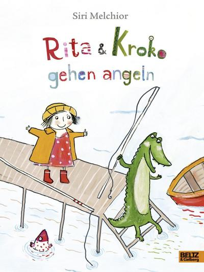 Rita & Kroko gehen angeln