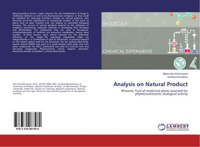 Analysis on Natural Product