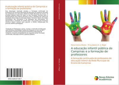 A educação infantil pública de Campinas e a formação de professores