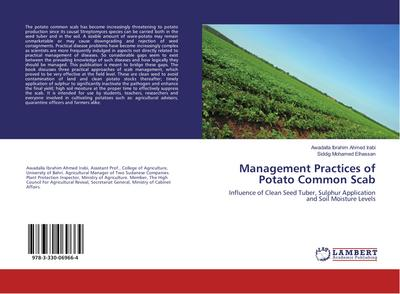 Management Practices of Potato Common Scab