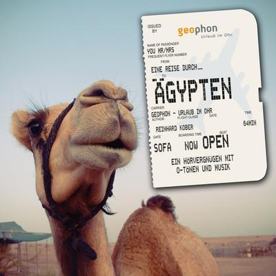 Eine Reise durch Ägypten (Spaziergänge) - Geophon Urlaub Im Ohr - Audio CD, Deutsch, Reinhard Kober, ,