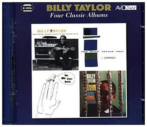 Four Classic Albums Billy Taylor