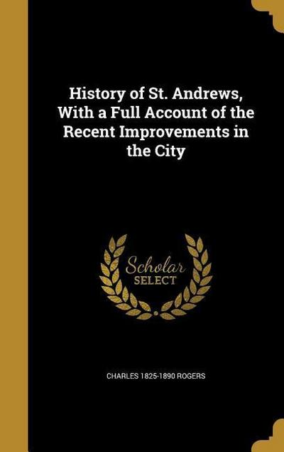 HIST OF ST ANDREWS W/A FULL AC
