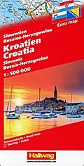 Kroatien / Slowenien / Bosnien-Herzegowina 1  ...