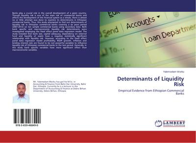 Determinants of Liquidity Risk