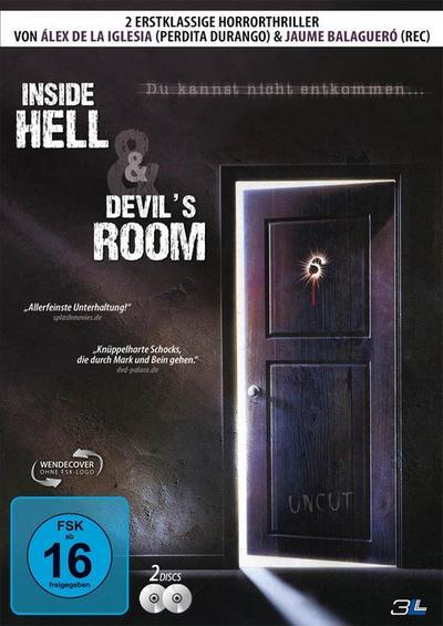 Inside Hell & Devils Room - 2 Disc DVD