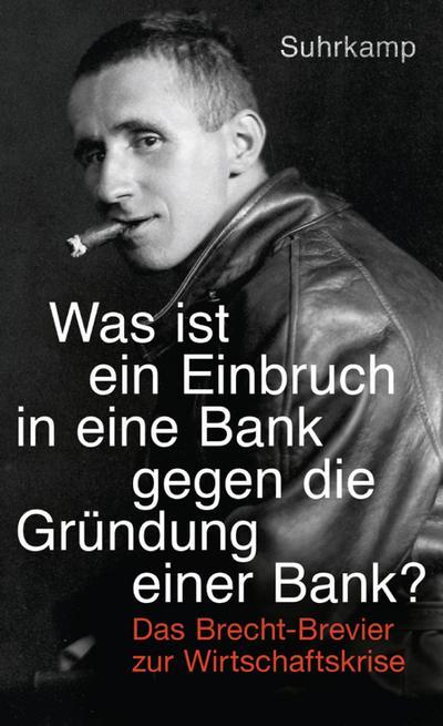 'Was ist ein Einbruch in eine Bank gegen die Gründung einer Bank?'