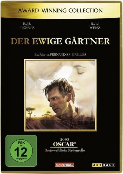 Der ewige Gärtner, 1 DVD