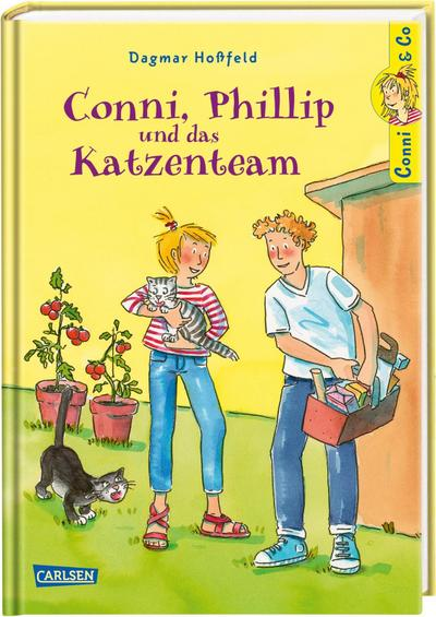 Conni & Co 16: Conni, Phillip und das Katzenteam