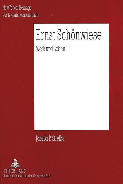 Ernst Schönwiese