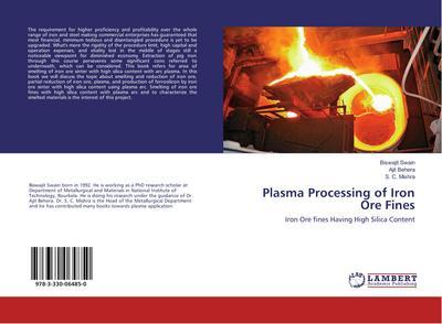 Plasma Processing of Iron Ore Fines