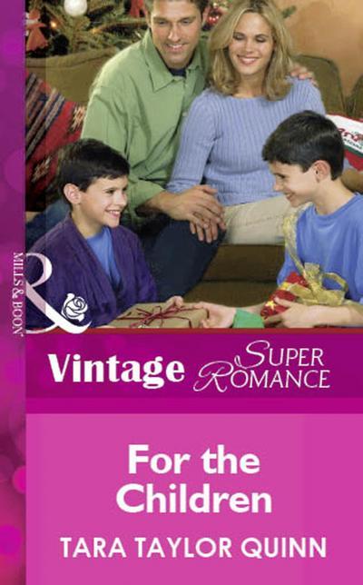 For the Children (Mills & Boon Vintage Superromance)