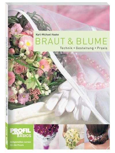 Braut und Blume