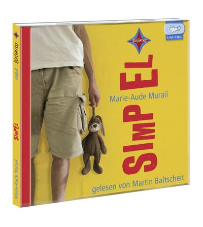 Simpel, 2 mp3-CD