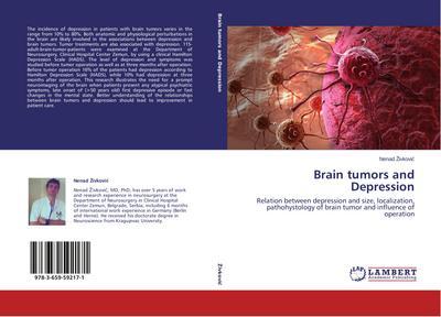 Brain tumors and Depression