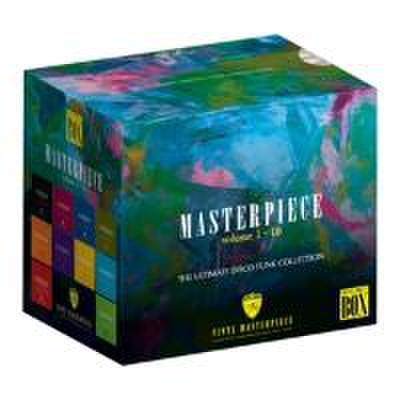 Masterpiece 10CD collector box