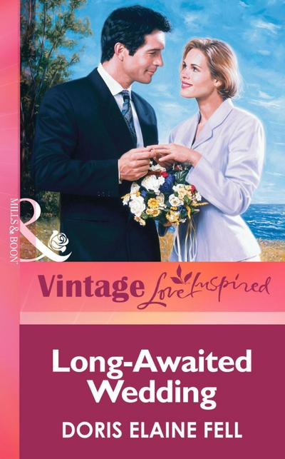 Long-Awaited Wedding (Mills & Boon Vintage Love Inspired)
