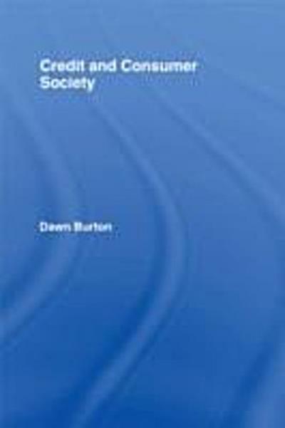 Credit and Consumer Society