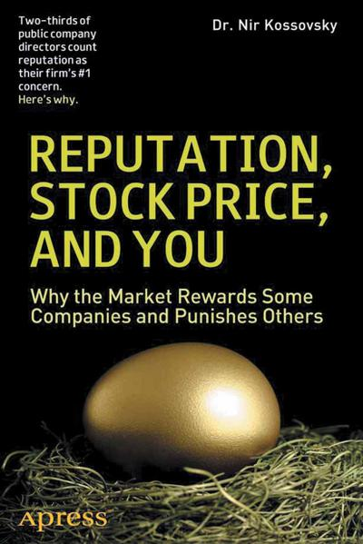 Reputation, Stock Price, and You