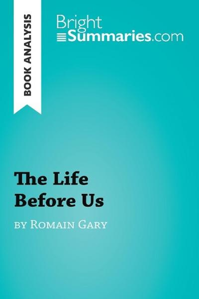 Book Analysis: The Life Before Us by Romain Gary