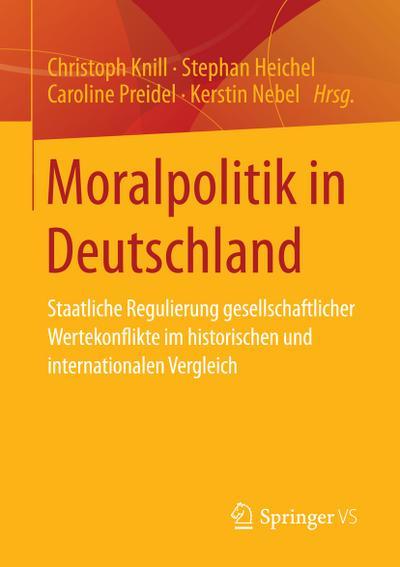 Moralpolitik in Deutschland