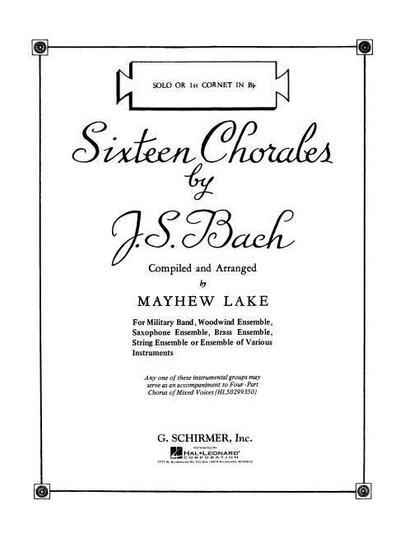Sixteen Chorales