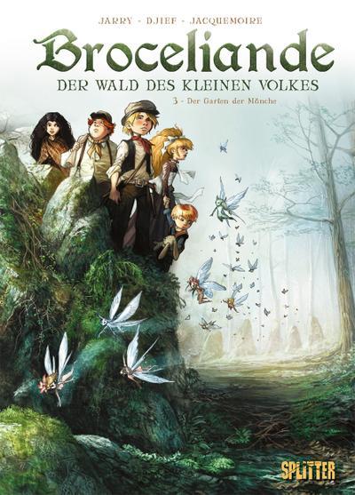 Broceliande - Der Wald des kleinen Volkes 3